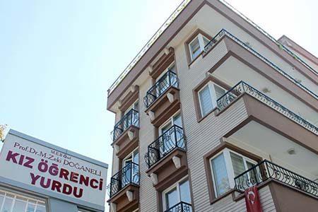 Ankara Doğaneli Kız Yurdu