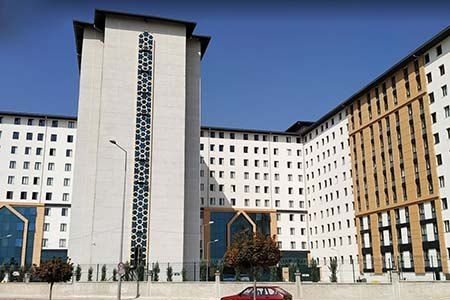 Konya Tahir Büyükkörükçü KYK Yurdu