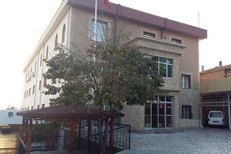 İzmir Ahmediye Ortaöğretim Erkek Yurdu