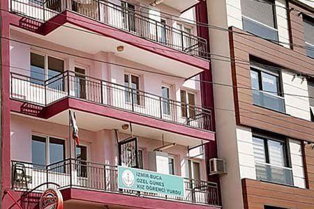 İzmir Güneş Kız Öğrenci Yurdu
