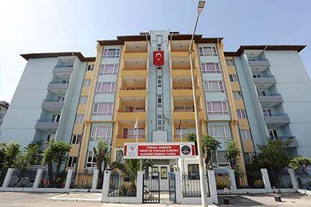 İzmir Gaziemir KYK Öğrenci Yurdu