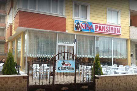 Trabzon Nisa Kız Öğrenci Yurdu