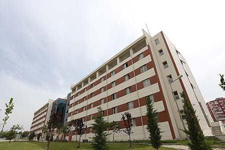 İzmir KYK Kız Öğrenci Yurdu