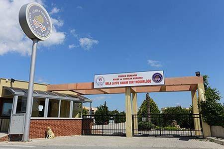 İzmir Urla Latife Hanım KYK Yurdu