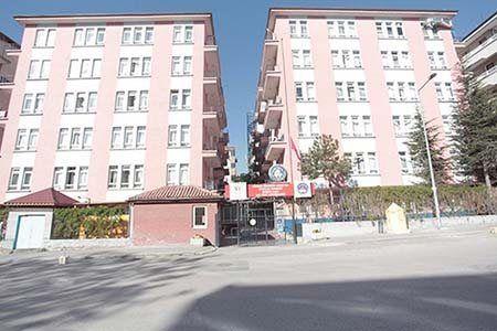 Ankara Şerife Bacı KYK Yurdu 2