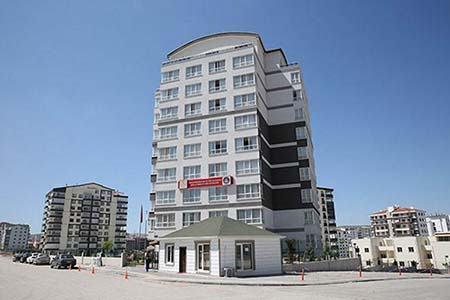 Ankara Bağlıca KYK Yurdu