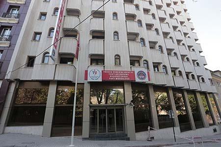 Ankara Başkent KYK Yurdu