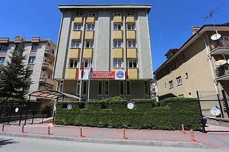 Ankara Cebeci KYK Erkek Yurdu