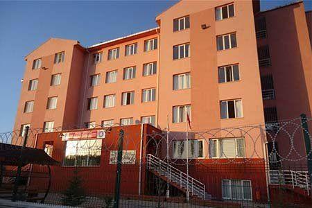 Bozkır Mustafa Suna Öz KYK Yurdu 2