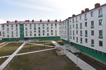 Erzurum Abdurrahman Gazi KYK Yurdu