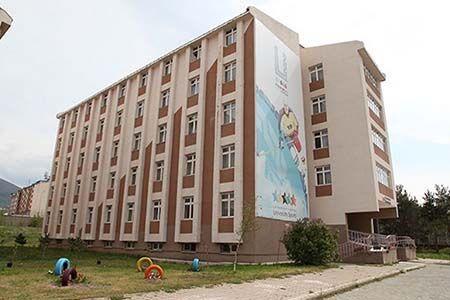 Erzurum KYK Kız Öğrenci Yurdu