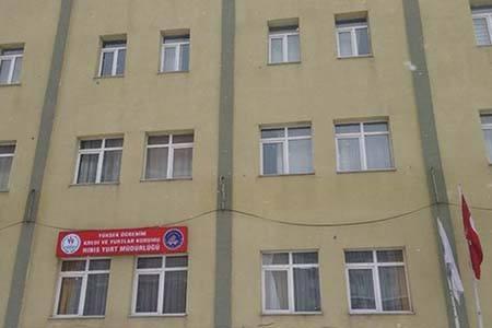 Erzurum Hınıs KYK Öğrenci Yurdu