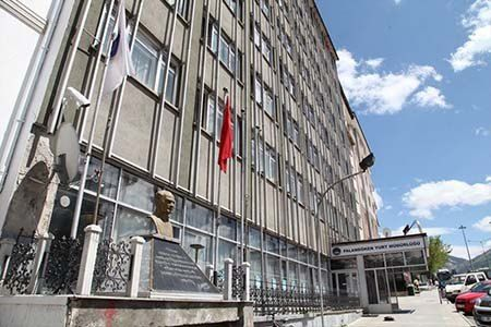Erzurum Palandöken KYK Yurdu