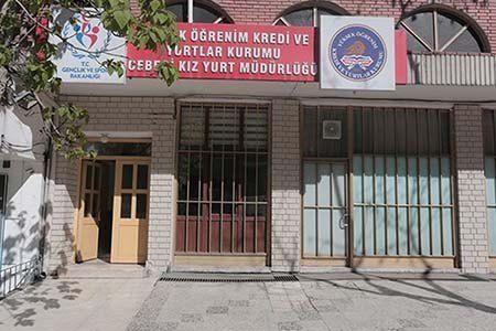 Ankara Cebeci KYK Kız Yurdu