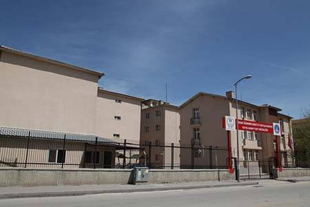 Ankara Fatma Hanım KYK Yurdu