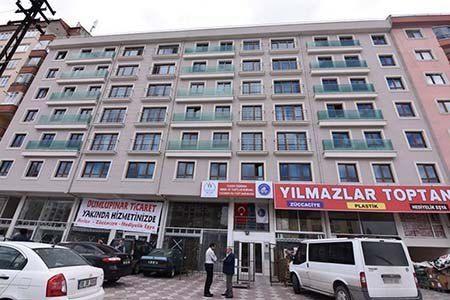 Ankara Taceddin Veli KYK Yurdu