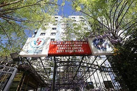 Ankara Zübeyde Hanım KYK Yurdu
