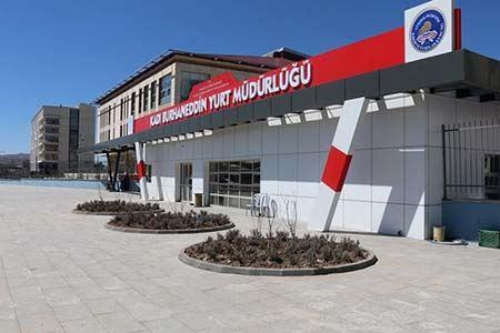 Sivas Kadı Burhaneddin KYK Yurdu