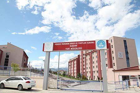 Sivas Suşehri KYK Öğrenci Yurdu