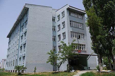 Van Melikşah KYK Öğrenci Yurdu