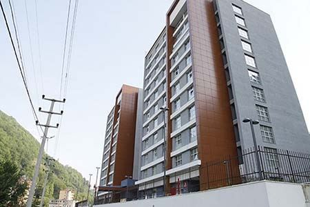 Trabzon Adnan Demirtürk KYK Yurdu
