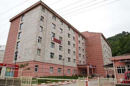 Trabzon Of Aşıkkutlu KYK Yurdu