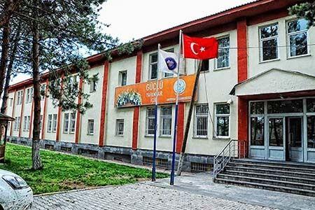 Van Erciş KYK Öğrenci Yurdu