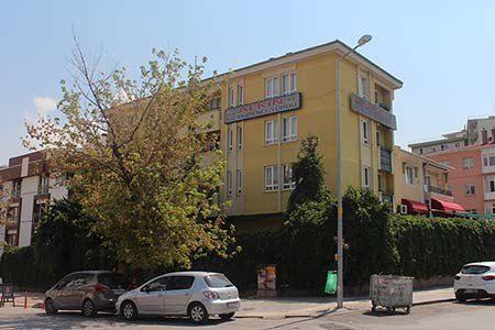Ankara Alkın Kız Yurdu – Emek
