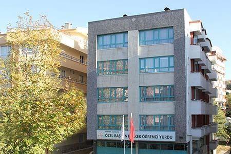 Ankara Başkent Erkek Yurdu – Cebeci