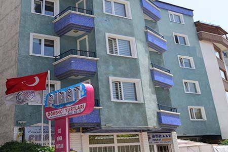 Ankara Fırat Kız Öğrenci Yurdu