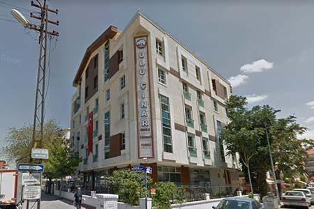 Ankara Uluçınar Erkek Öğrenci Yurdu
