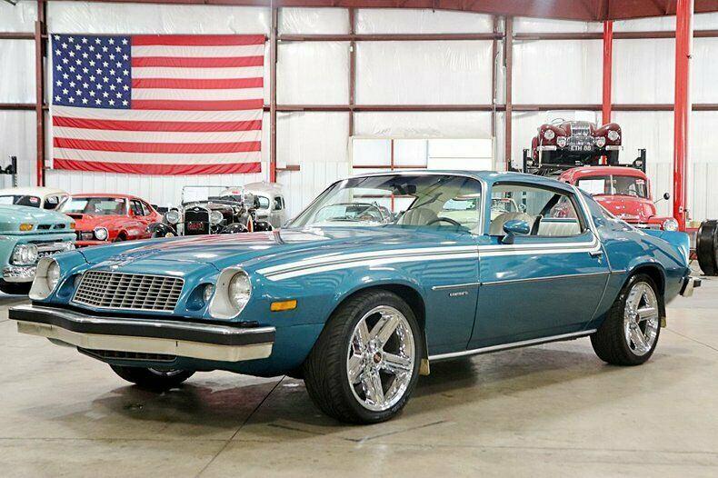 sharp 1977 Chevrolet Camaro
