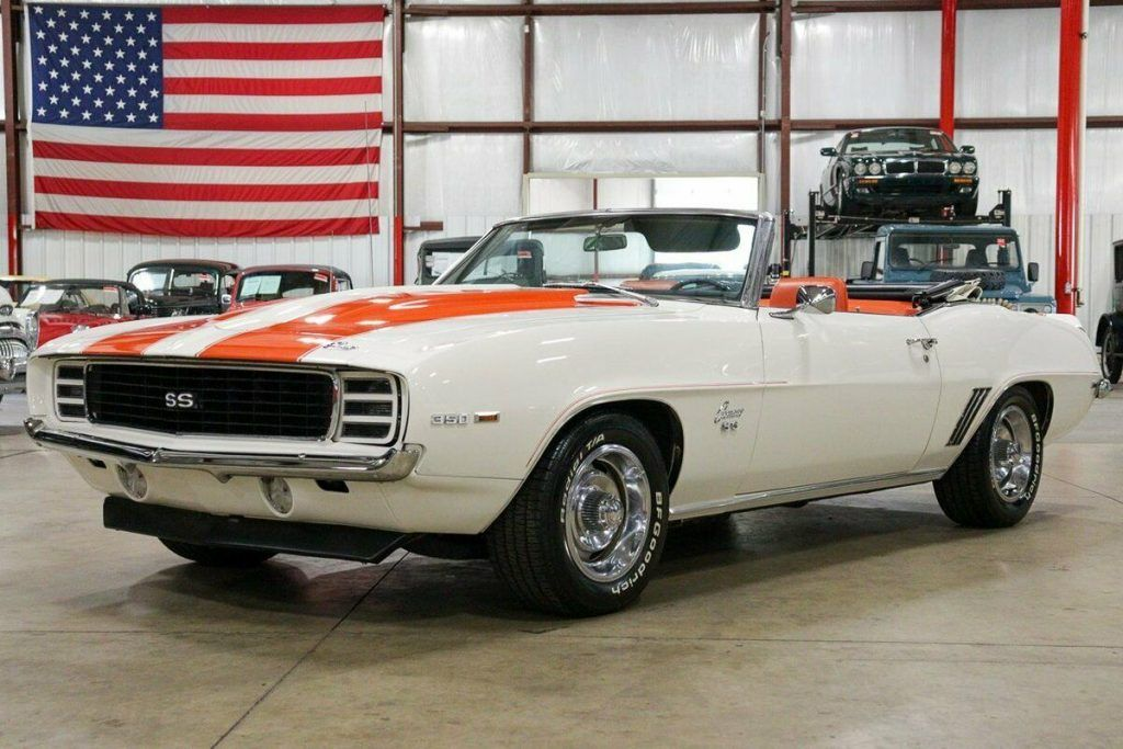 1969 Chevrolet Camaro SS Pace Car [totally restored]