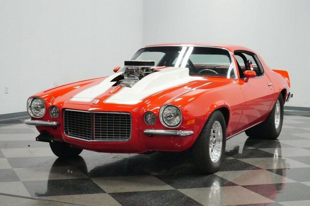 1975 Chevrolet Camaro Prostreet [supercharged 454 beast]