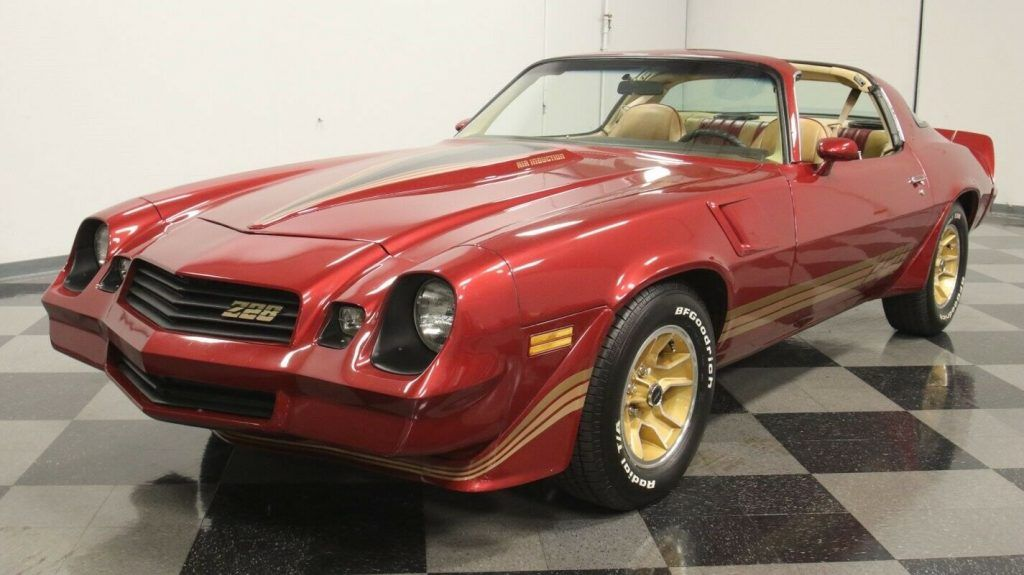 1981 Chevrolet Camaro Z28 [thoughtfully done package]