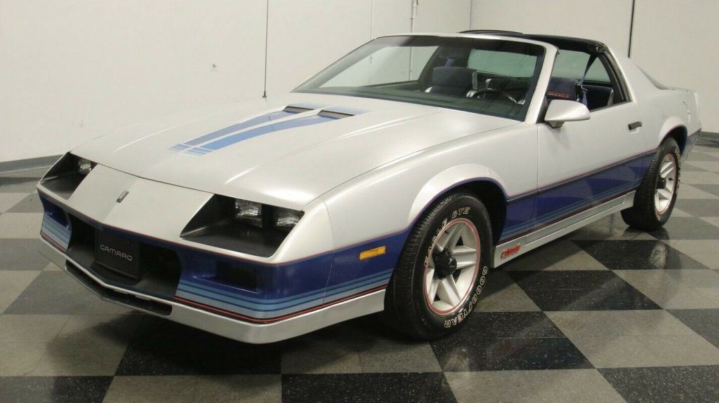 1982 Chevrolet Camaro Z/28 Indianapolis 500 Pace Car [time capsule]