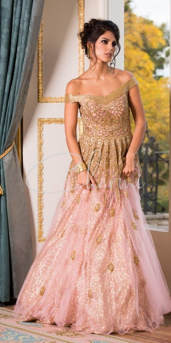 Designer Gowns For Indian Wedding Reception In London Uk