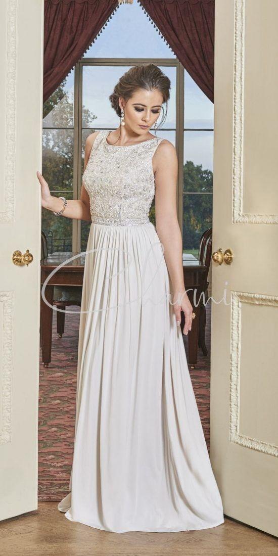 White Wedding Fusion Dress
