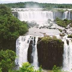 Igazu Waterfall