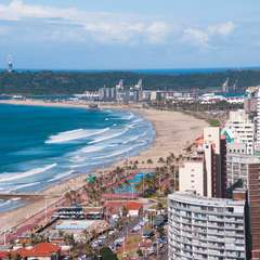 Durban South Africa City Coast