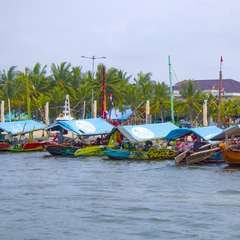 Ancol Harbour Jakarta