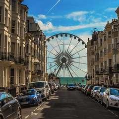 London Gatwick Brighton Street View