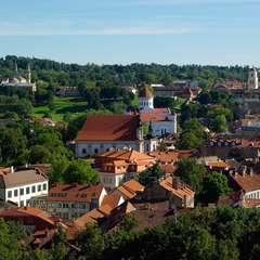 Vilnius Churches Lithuania
