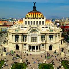 Palace of Fine Arts Mexico City