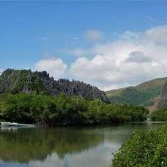 Lindéralique Rocks New Caledonia