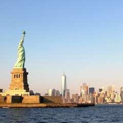 United States America Statue of Liberty New York