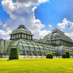Schonbrunn Palm House