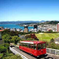 Wellington Tram New Zealand