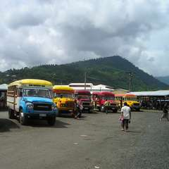 Mountain Busses