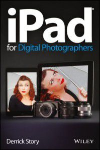 image of book iPad for Digital Photographers